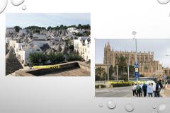 Alberobello und Palma de Mallorca