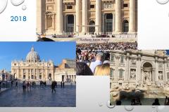 Audienz beim Papst