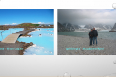 Island und Spitzbergen