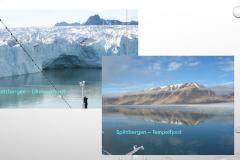 Spitzbergen und seine Schönheiten
